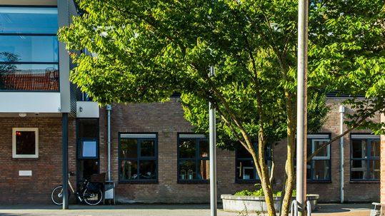 Haemstede-Barger-Mavo-HBM-middelbare-school-Heemstede-Schoolplein