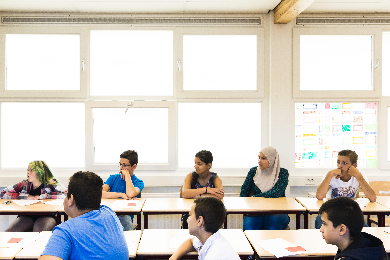 Haemstede-Barger-Mavo-HBM-middelbare-school-Heemstede-klas-aan-het-opletten