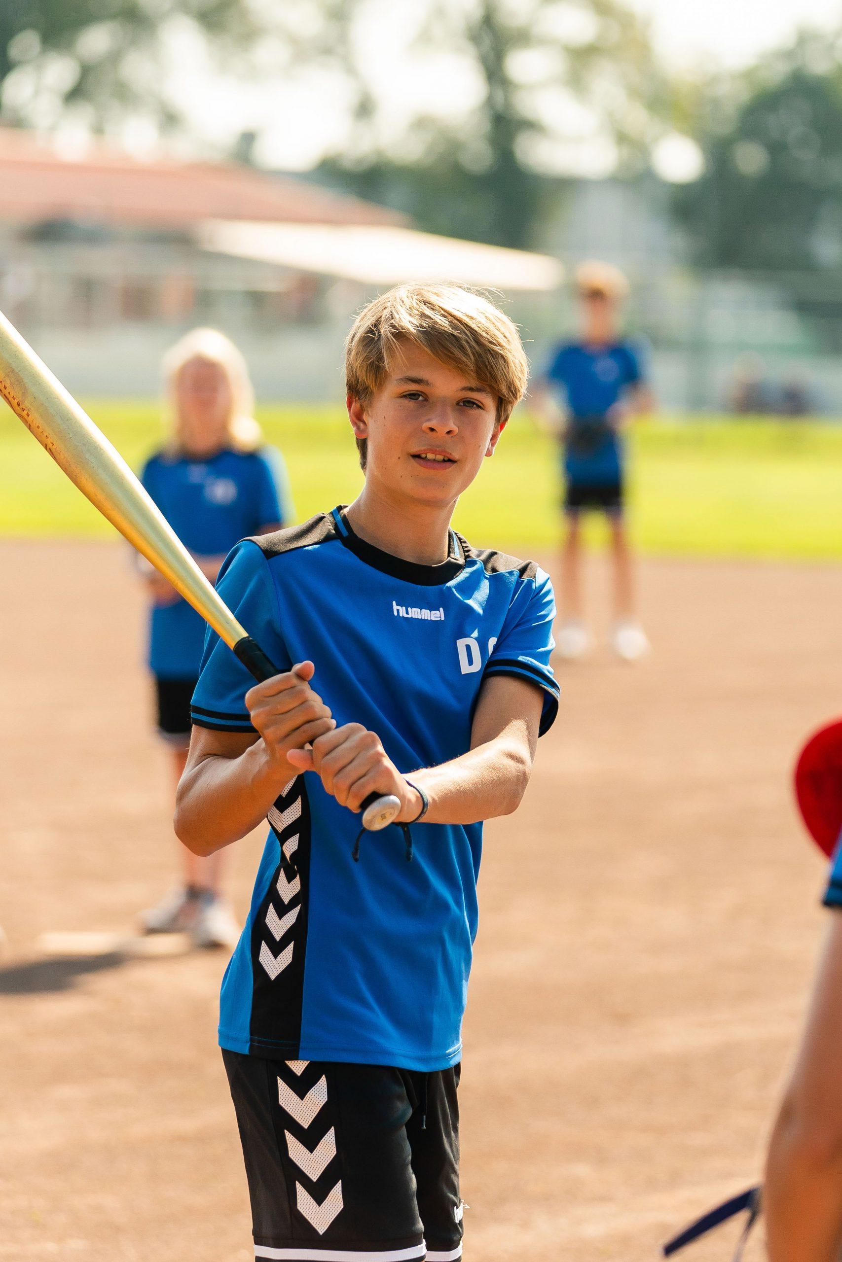 Dante, leerling sportklas HBM